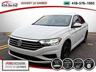 Used 2019 Volkswagen Jetta COMFORTLINE* CAMERA DE RECUL* SIEGES CHA for sale in Québec, QC