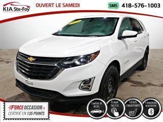 Used 2018 Chevrolet Equinox LT* AWD* CAMERA DE RECUL* SIEGES CHAUFFA for sale in Québec, QC