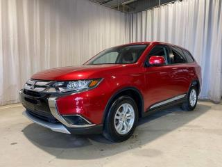 Used 2016 Mitsubishi Outlander ES AWC AWD 4WD ENCORE GARANTIE, BAS MILL for sale in Sherbrooke, QC