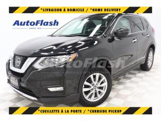 Used 2017 Nissan Rogue SV AWD *Bluetooth *Camera *Toit-Ouvrant/Sunroof for sale in St-Hubert, QC