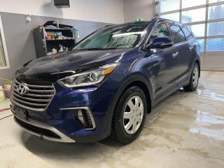 Used 2017 Hyundai Santa Fe XL Luxury **7 Passager** for sale in Val-d'Or, QC
