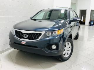 Used 2012 Kia Sorento Traction intégrale 4 portes V6, boîte au for sale in Chicoutimi, QC