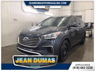 Used 2017 Hyundai Santa Fe XL MODÈLE SPORT AWD XL 7 PASS GAR PROLONGÉE for sale in Alma, QC