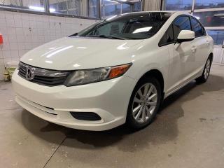 Used 2012 Honda Civic 4 portes boîte manuelle EX for sale in Trois-Rivières, QC