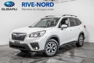 Used 2019 Subaru Forester Touring EyeSight TOIT.OUVRANT+MAGS+SIEGE.CHAUFFANT for sale in Boisbriand, QC