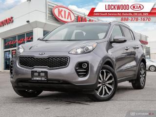 Used 2017 Kia Sportage AWD 4dr EX - ONE OWNER, CLEAN CARFAX, LOW KMS! for sale in Oakville, ON