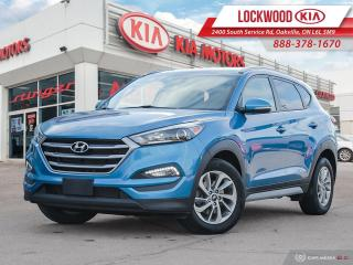 Used 2017 Hyundai Tucson AWD 4dr 2.0L Premium - CLEAN CARFAX, ONE OWNER! for sale in Oakville, ON