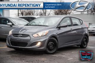 Used 2015 Hyundai Accent 5 PORTES SE**TOIT OUVRANT, MAGS, BLUTOOTH** for sale in Repentigny, QC