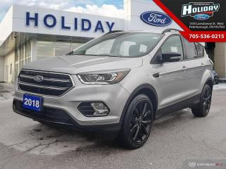 Used 2018 Ford Escape Titanium for sale in Peterborough, ON
