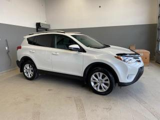 Used 2015 Toyota RAV4 Traction intégrale 4 portes Limited for sale in Joliette, QC