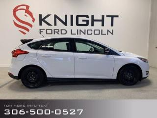 Used 2016 Ford Focus SE for sale in Moose Jaw, SK