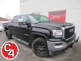 Used 2016 GMC Sierra 1500 V8 5.3L 4X4 CREW CAB MAG for sale in St-Jérôme, QC
