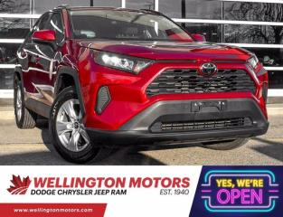 Used 2019 Toyota RAV4 LE --> AWD --> Accident FREE !! for sale in Guelph, ON