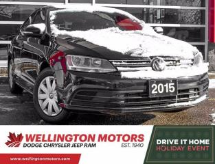 Used 2015 Volkswagen Jetta Sedan Comfortline / Back-Up Cam / Heated Seats !! for sale in Guelph, ON