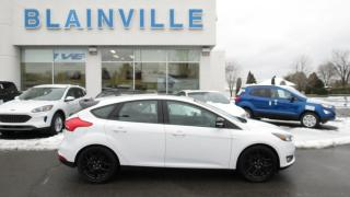 Used 2018 Ford Focus SEL for sale in Blainville, QC