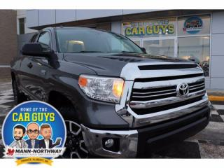 Used 2016 Toyota Tundra SR | One Owner, No Accidents. for sale in Prince Albert, SK