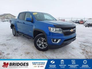 Used 2018 Chevrolet Colorado 4WD Z71**Heated Seats | Tonneau | Remote Start** for sale in North Battleford, SK