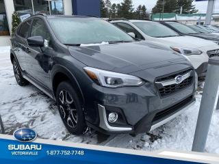 Used 2020 Subaru XV Crosstrek Plug-in Hybrid ** PLUG-IN HYBRIDE ** LIMITED for sale in Victoriaville, QC