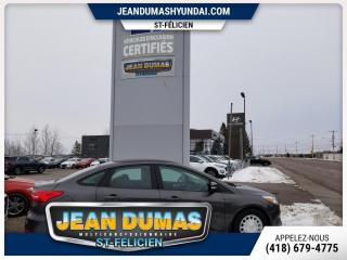 Used 2015 Ford Focus Berline SE 4 portes for sale in St-Félicien, QC