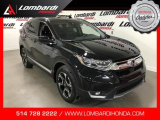 Used 2018 Honda CR-V TOURING|AWD|NAVI|CUIR| for sale in Montréal, QC