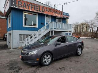 Used 2014 Chevrolet Cruze 2LT **Leather/Remote Start/Heated Seats** for sale in Barrie, ON