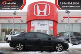 Used 2009 Honda Civic Sdn Sport - SELF CERTIFY - for sale in Sudbury, ON