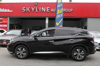 Used 2019 Nissan Murano AWD SV for sale in Surrey, BC