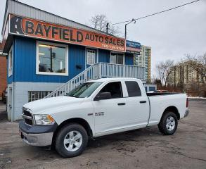 Used 2017 RAM 1500 Quad Cab 4x4 **5.7L HEMI** for sale in Barrie, ON