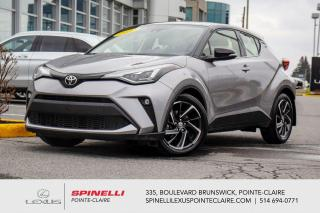 Used 2020 Toyota C-HR **LIMITED** *APPLE CARPLAY+ANDROID AUTO*2 SETS DE PNEUS*ANGLE MORT*SYSTEME PRE COLLISION*VOLANT & CHAUFFANTS* for sale in Montréal, QC