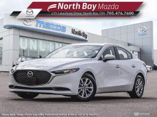 New 2021 Mazda MAZDA3 GS for sale in North Bay, ON