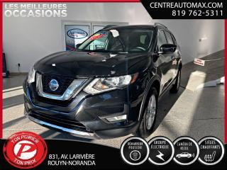 Used 2019 Nissan Rogue SV ( frais vip 395$ non inclus) for sale in Rouyn-Noranda, QC