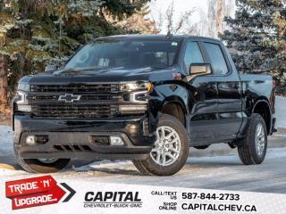 New 2021 Chevrolet Silverado 1500 RST for sale in Calgary, AB