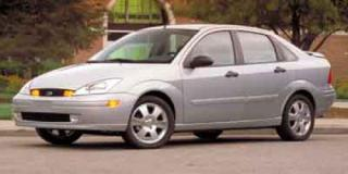 Used 2002 Ford Focus ZTW for sale in Edmonton, AB