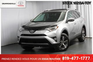 Used 2016 Toyota RAV4 XLE. TOIT OUVRANT + HAYON ASSISTÉ for sale in Drummondville, QC