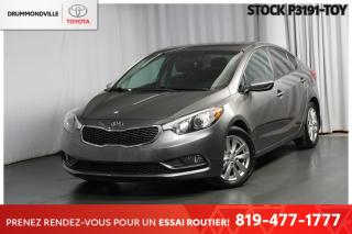 Used 2016 Kia Forte LX+| AUTOMATIQUE| ECO DRIVE for sale in Drummondville, QC