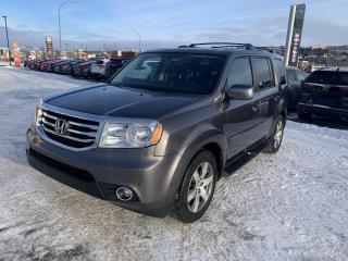 Used 2015 Honda Pilot 4 RM 4 portes Touring for sale in Rivière-Du-Loup, QC
