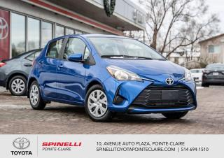 Used 2018 Toyota Yaris LE SUPER BAS KM! for sale in Pointe-Claire, QC