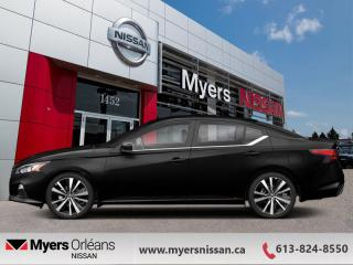 New 2021 Nissan Altima 2.5 SR  - Navigation -  ProPilot - $230 B/W for sale in Orleans, ON