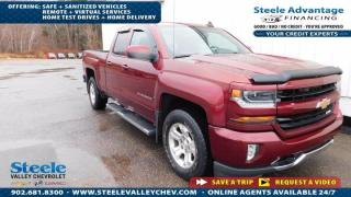 Used 2017 Chevrolet Silverado 1500 LT for sale in Kentville, NS