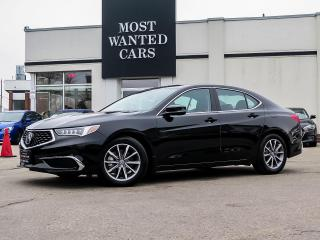 Used 2019 Acura TLX TECH PKG|BLIND|LANE DEP|ACC|NAV|PADDLE|ALLOYS|XENON for sale in Kitchener, ON