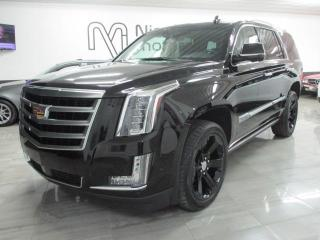 Used 2018 Cadillac Escalade Premium Luxury for sale in Oakville, ON