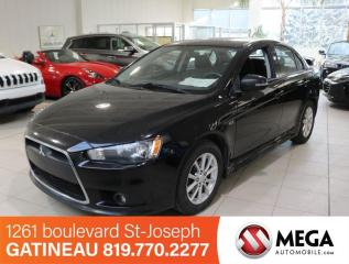 Used 2015 Mitsubishi Lancer LTD ED. for sale in Gatineau, QC