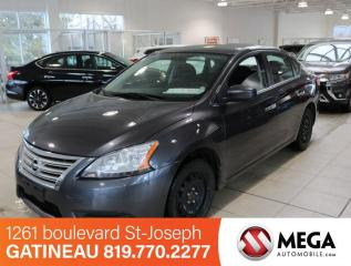 Used 2015 Nissan Sentra SV for sale in Gatineau, QC