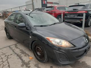 Used 2010 Mazda MAZDA3 3 GS AS IS for sale in Oakville, ON
