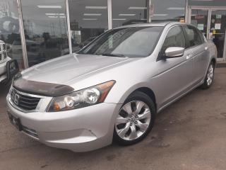 Used 2008 Honda Accord Sdn ***Navigation***Leather Seats*** for sale in Oakville, ON
