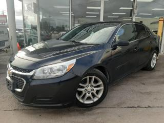 Used 2014 Chevrolet Malibu ***Backup Camera***Leather Seats*** for sale in Oakville, ON