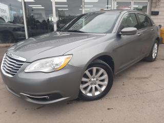 Used 2012 Chrysler 200 Touring***NO ACCIDENTS*** for sale in Oakville, ON