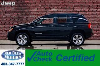 Used 2011 Jeep Compass 4x4 NORTH EDITION for sale in Red Deer, AB