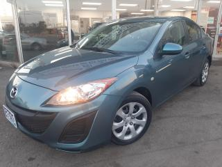 Used 2010 Mazda MAZDA3 ***LOW KILOMETERS*** for sale in Oakville, ON