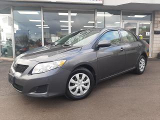Used 2009 Toyota Corolla ***POWER WINDOWS AND POWER LOCKS*** for sale in Oakville, ON